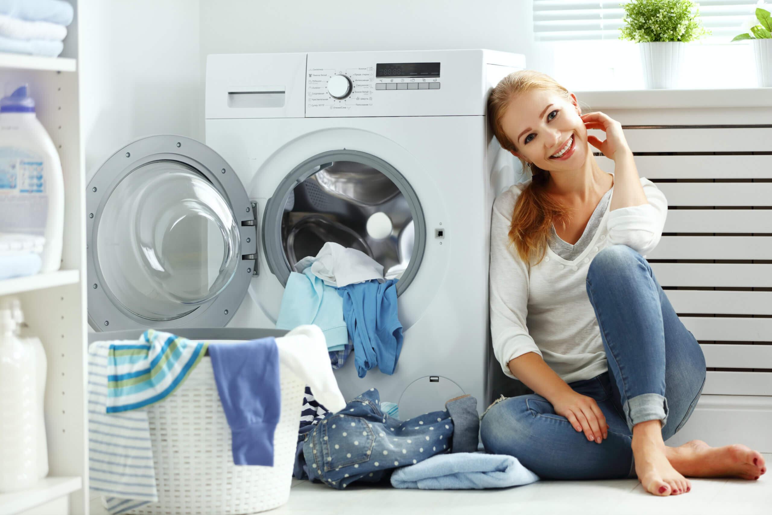 mașinii de spălat rufe